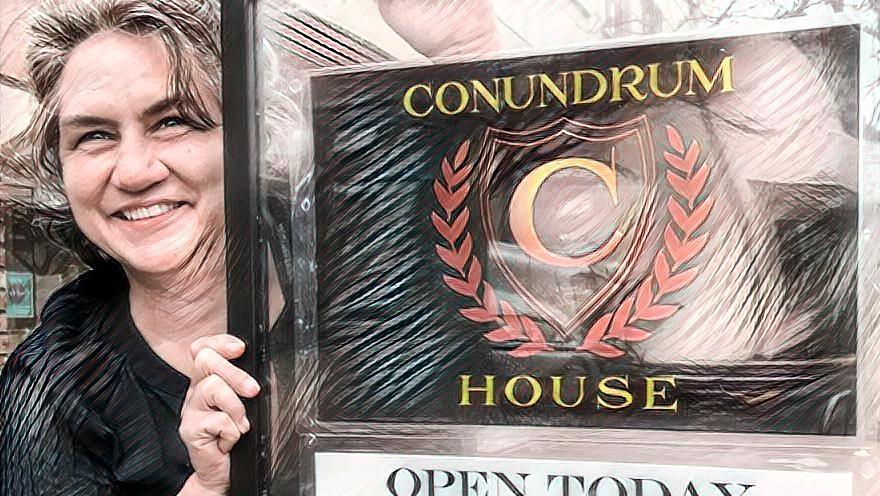 ConundrumHouse.com vs. Conundrum.House